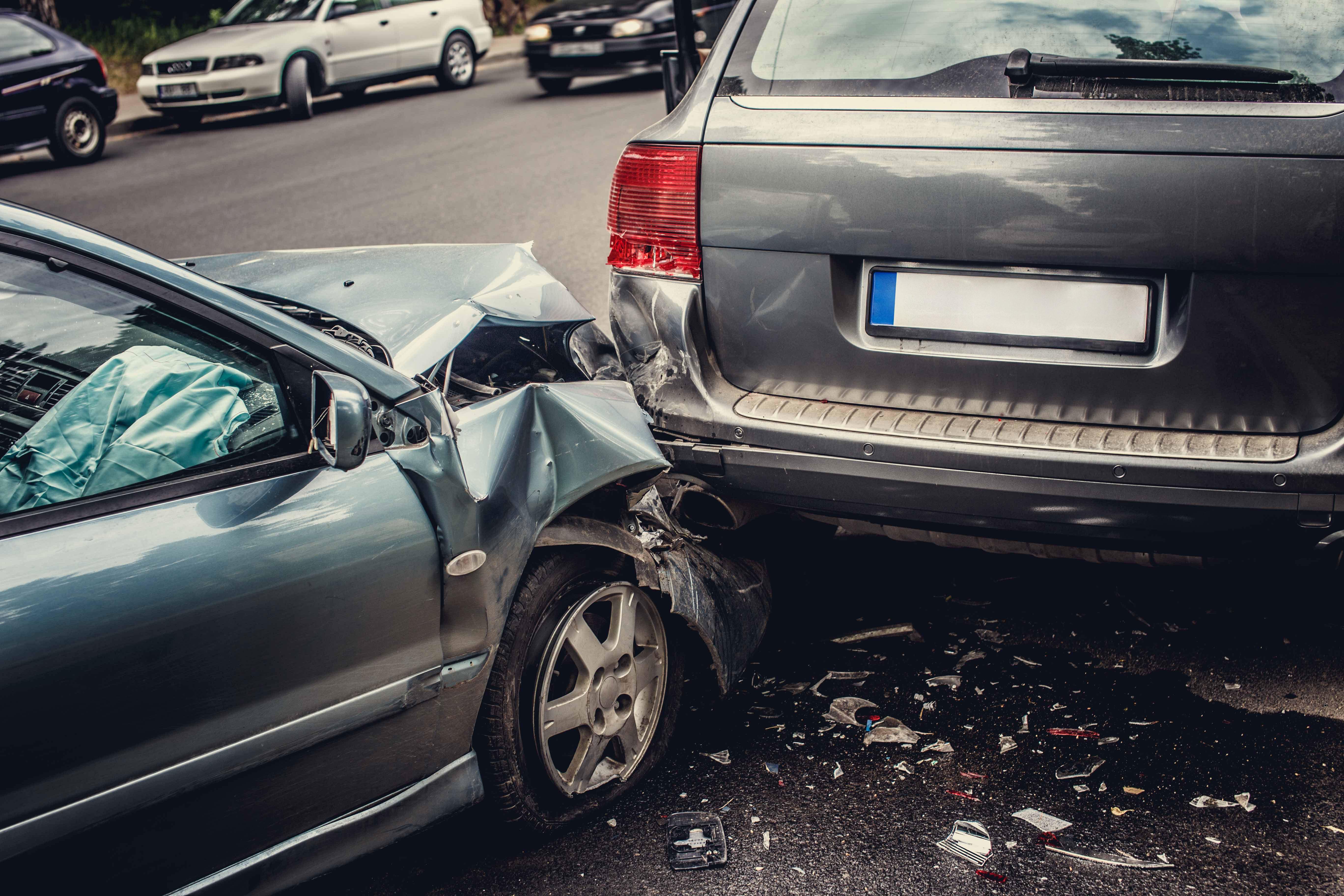 Prevent Rear End Collisions Las Vegas NV