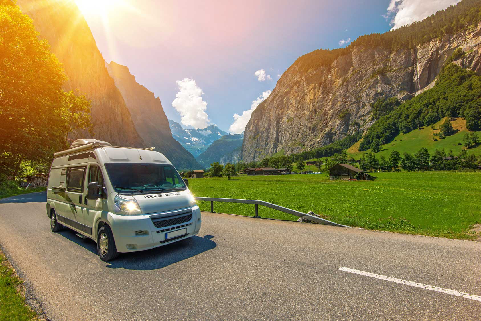 Safe Travels with RV Insurance Las Vegas NV