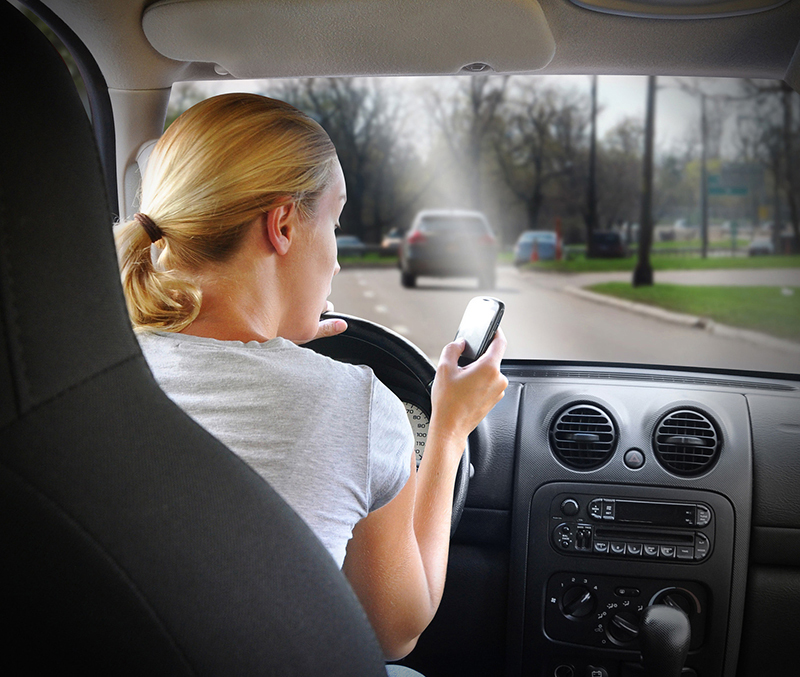 Dangerous is Distracted Driving