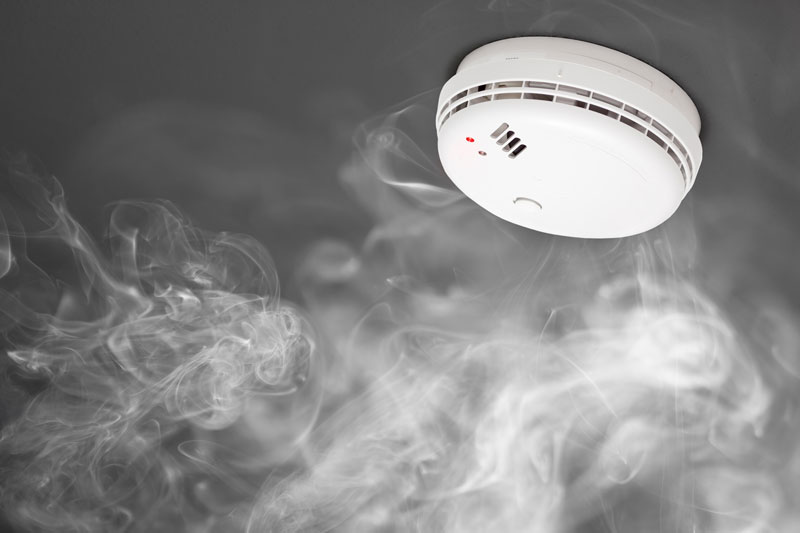 Smoke Alarms Home Insurance