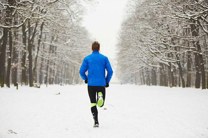 Keep Up Your Exercise Routine During Winter