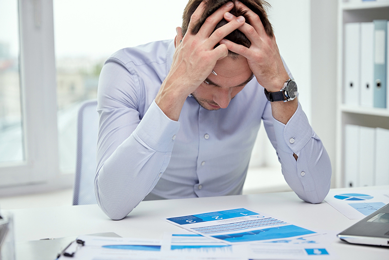 Small Business Stressors – And How to Combat Them