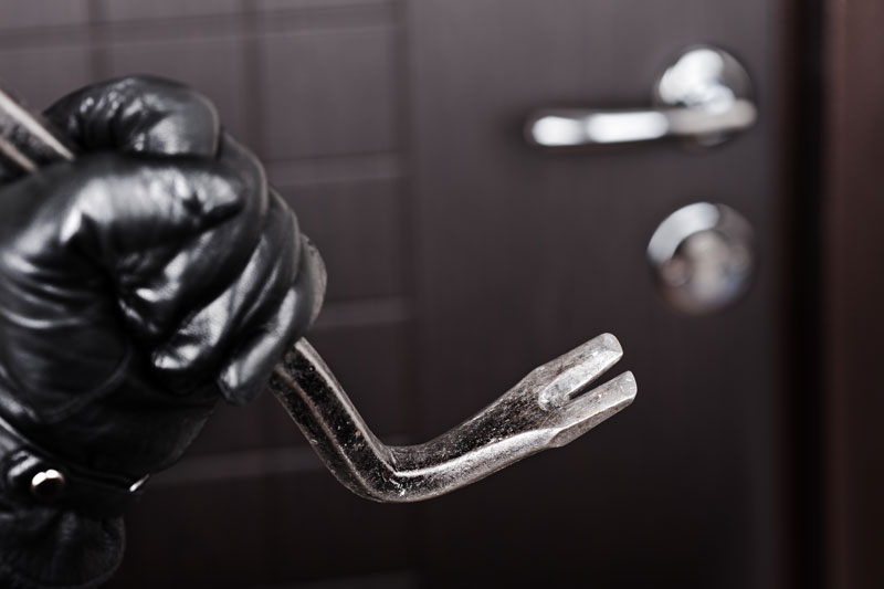 What to Do After a Home Burglary
